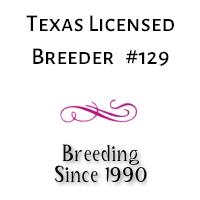Licensed Dog Breeders in Texas